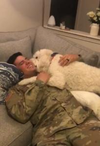 dog soldier reunion