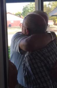 army buddies reunite