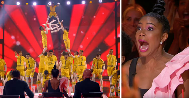 Indian Dance Crew Earns Golden Buzzer On America S Got Talent