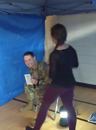 military pregnancy surprise