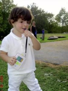 logan as a little boy