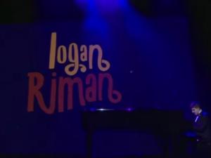 logan plays Radio City Music Hall