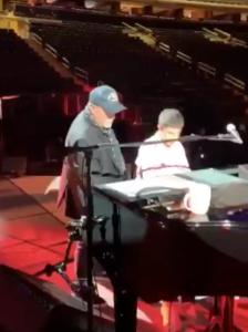 logan and billy joel piano man