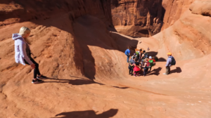 teardrop canyon moab