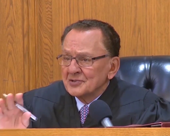 judge caprio