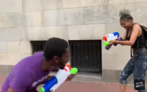 water gun fight richmond