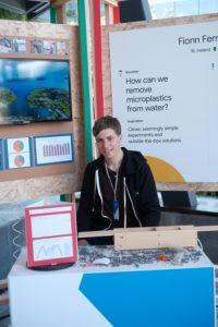 fionn microplastics method