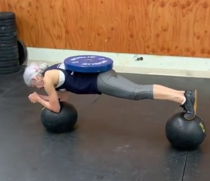 The Internet Is In Awe Of How This 72-Yr-Old Woman Is Spending Her Golden Years.