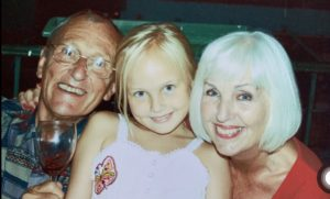 young ayla and grandparents