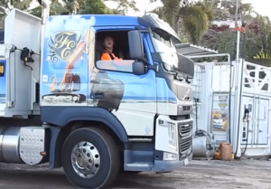 max the truck driver