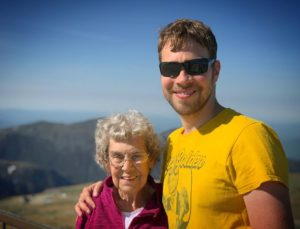 grandma grandson