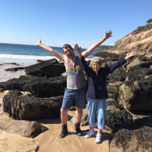 grandma joy's road trip