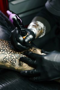 German Scientists Develop Lifesaving Tattoos That Can Track Your Health.
