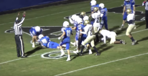 sepp shirey touchdown