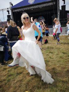 wedding dress festival