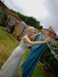 dawn wedding dress