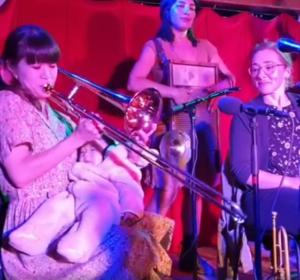 trombonist mom