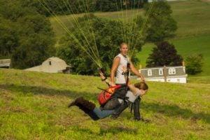 jon paraglide instructor