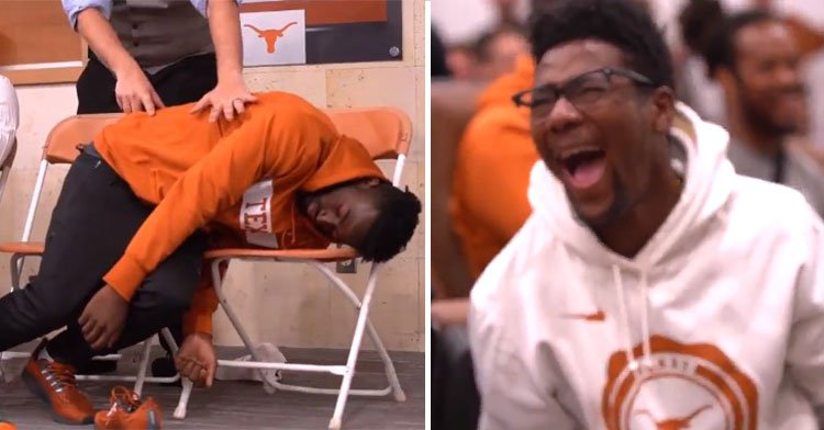 texas football hypnotize
