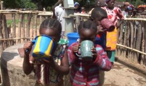 new wells uganda