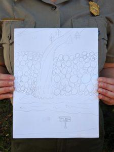 karina's drawing