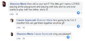 playground facebook thread