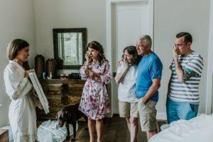 wedding photoshoot reveal