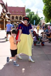 snow white and brody