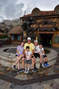 bergner family disney world
