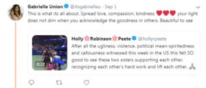 gabrielle union tweet