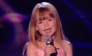 connie talbot bgt season one