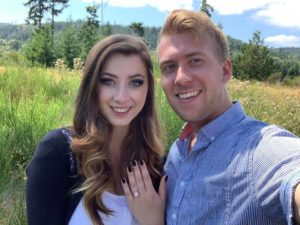 brayden and laura engaged