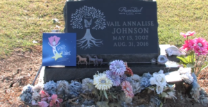 vail's grave