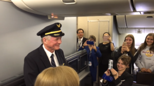 united airlines pilot Ronald Smith