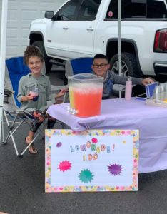 bryanne's lemonade stand