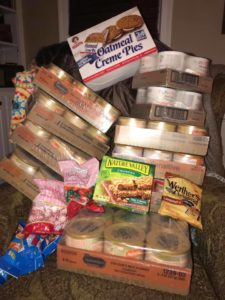 relief supplies for bahamas
