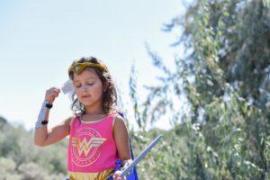 aliyah takes off eye patch