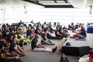 black male yoga initiative