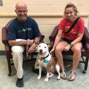 molly gets adopted