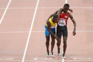 braima helps jonathan run