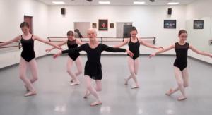 suzelle's ballet class