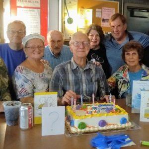 howard's 93rd birthday