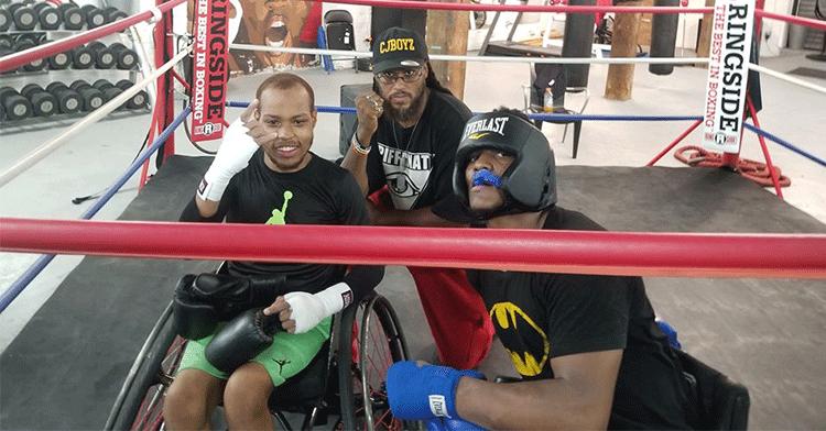 adaptive boxing