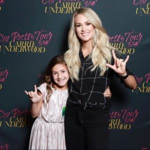 savannah and carrie underwood