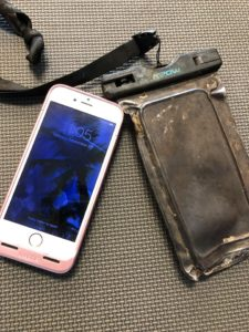 lost iphone recovered