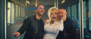 galantis and dolly parton