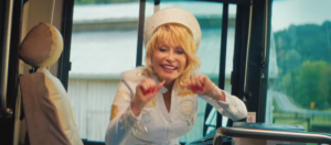 dolly parton faith music video