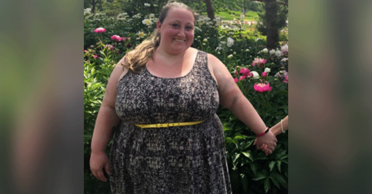 Woman Who Lost 220 Lbs Shares 5 Simple Tips To Live A Healthier Life.