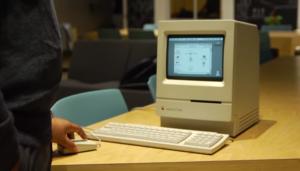 freddie's first computer