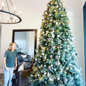 early christmas for kristen